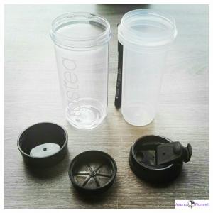 Tastea beker met filteren drinkdeksel