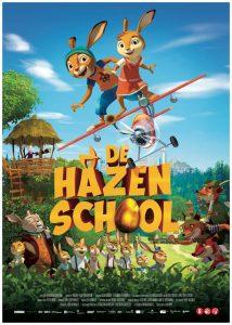 De Hazenschool filmposter 2