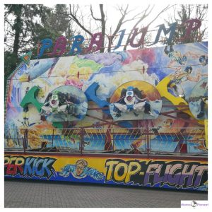 Para Jump een attractie in Drouwenzand